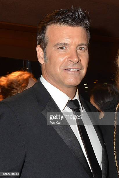 Roch Voisine attends the 'For Ever Gentlemen 2' CD Launch at Le Paris boat on October 1 2014 in Paris France