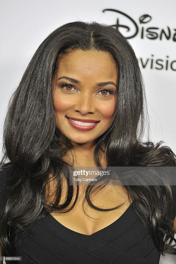 <a gi-track='captionPersonalityLinkClicked' href=/galleries/search?phrase=Rochelle+Aytes&family=editorial&specificpeople=843599 ng-click='$event.stopPropagation()'>Rochelle Aytes</a> arrives for the Disney ABC '2013 WInter TCA Tour' event at The Langham Huntington Hotel and Spa on January 10, 2013 in Pasadena, California.
