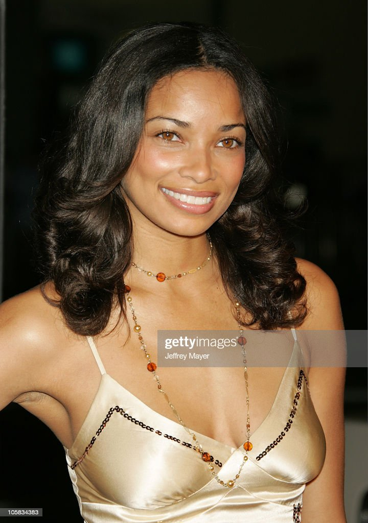 Rochelle Aytes during 'BloodRayne' Los Angeles Premiere Arrivals at Mann's Chinese in Hollywood California United States