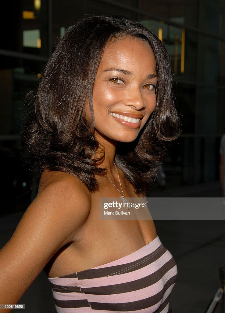 Rochelle Aytes during 'Shadowboxer' Los Angeles Premiere Red Carpet at ArcLight in Hollywood California United States