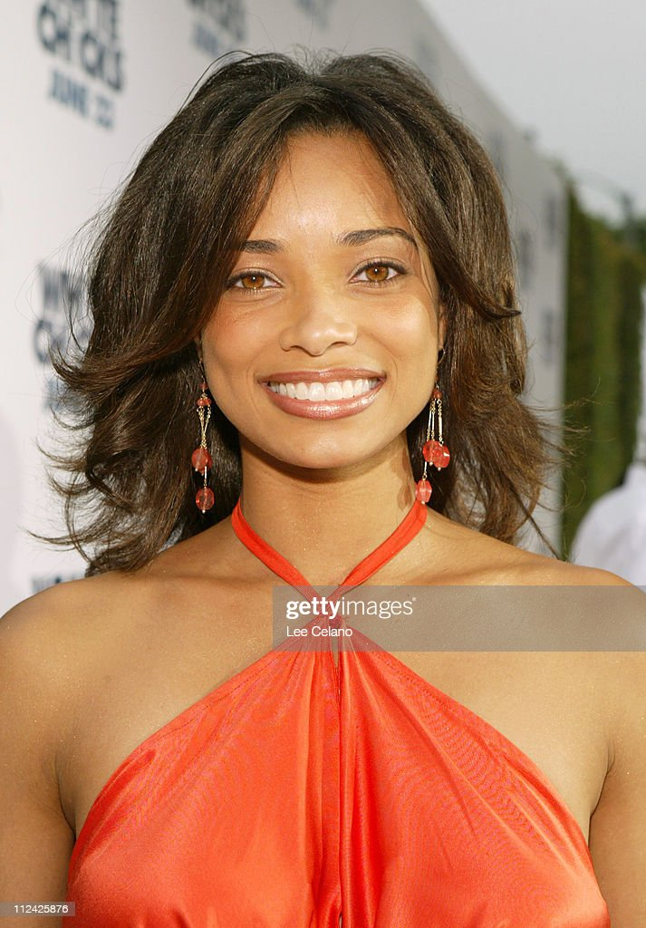 Rochelle Aytes during 'White Chicks' Los Angeles Premiere White Carpet at Mann Village in Westwood California United States