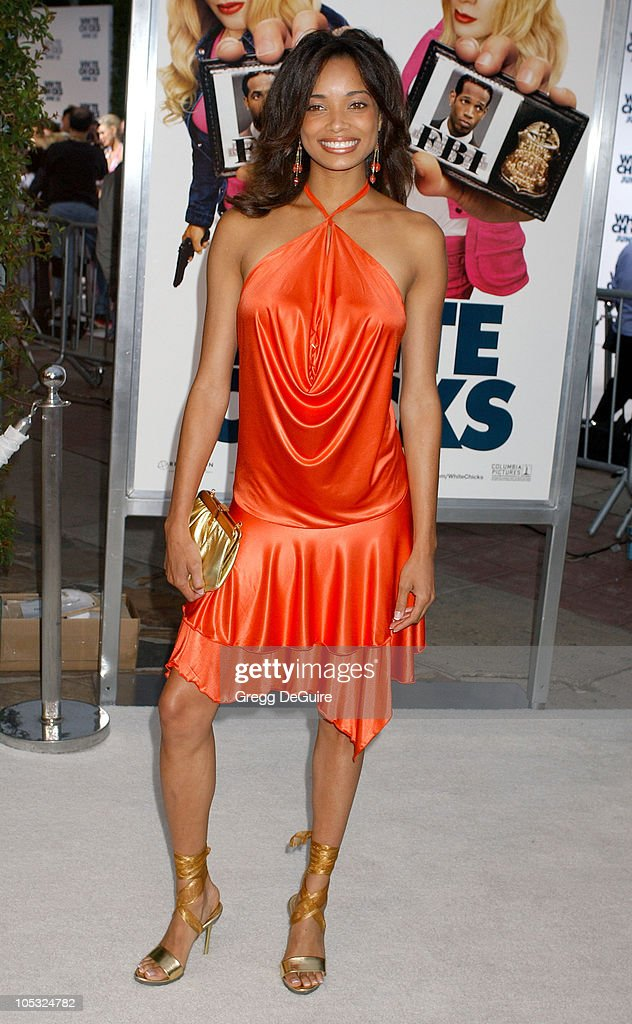 Rochelle Aytes during 'White Chicks' Premiere at Mann Village Theatre in Westwood California United States