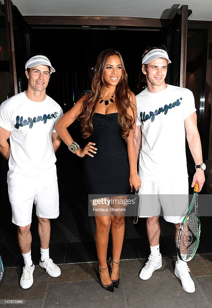 <a gi-track='captionPersonalityLinkClicked' href=/galleries/search?phrase=Rochelle+Wiseman&family=editorial&specificpeople=2118967 ng-click='$event.stopPropagation()'>Rochelle Wiseman</a> attends the The Slazenger Party at Aqua on June 28, 2012 in London, England.