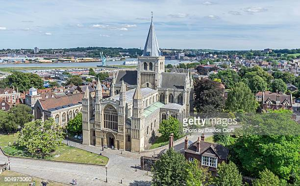 Rochester Cathedral, Kent