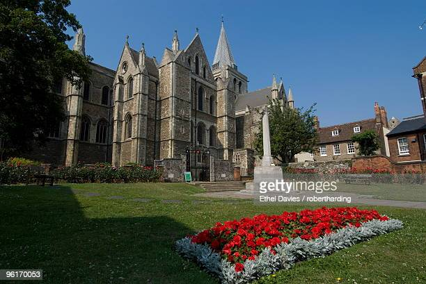 Rochester Cathedral, Rochester, Kent, England, United Kingdom, Europe