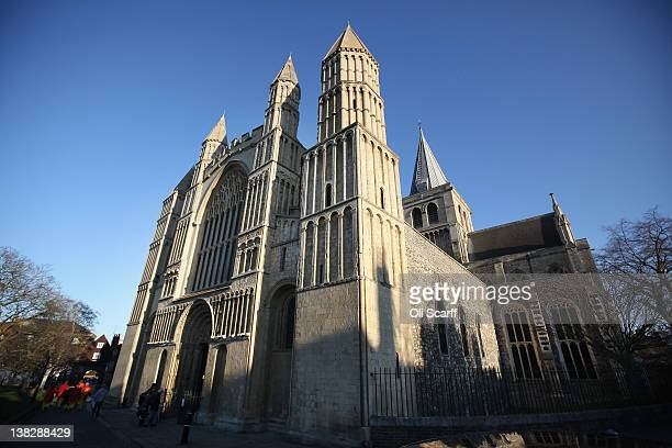 Rochester Cathedral which dates from 1080 is believed to be the inspiration for locations in Charles Dickens' novels when he lived near the city on...