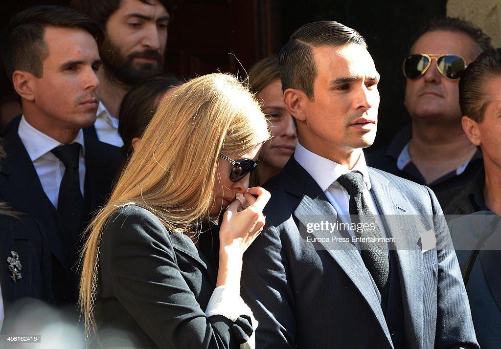 Jose Maria Manzanares Funeral In Alicante