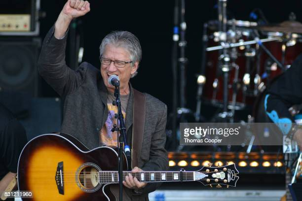 Rock and roll hall of fame member Paul Richard 'Richie' Furay performs during The Rocky Mountain Way honoring inductee's into the Colorado Music Hall...