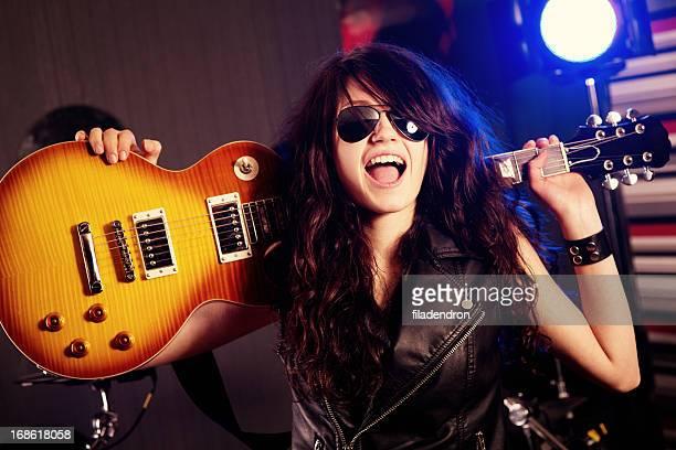 Rock e Rolla Menina