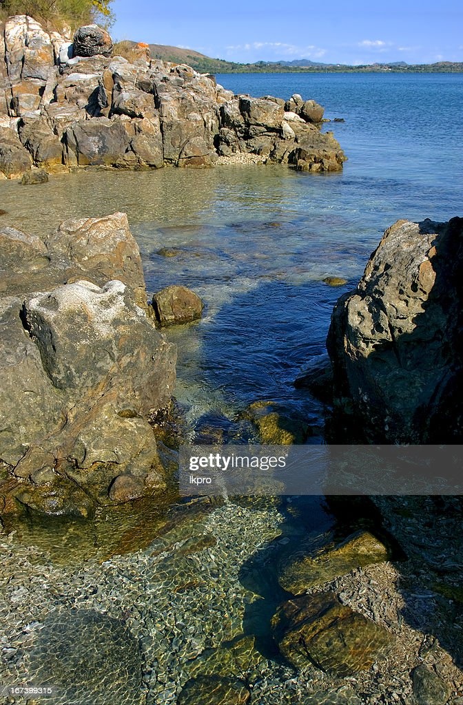 rock and stone : Stock Photo