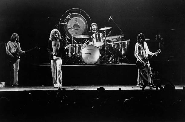 in focus 35 years ago today led zeppelin drummer john bonham died at 32 photos and images. Black Bedroom Furniture Sets. Home Design Ideas