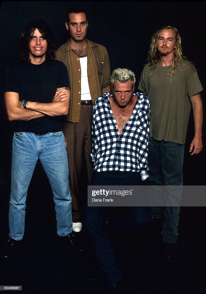 Rock band Stone Temple Pilots
