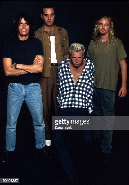 Rock band Stone Temple Pilots