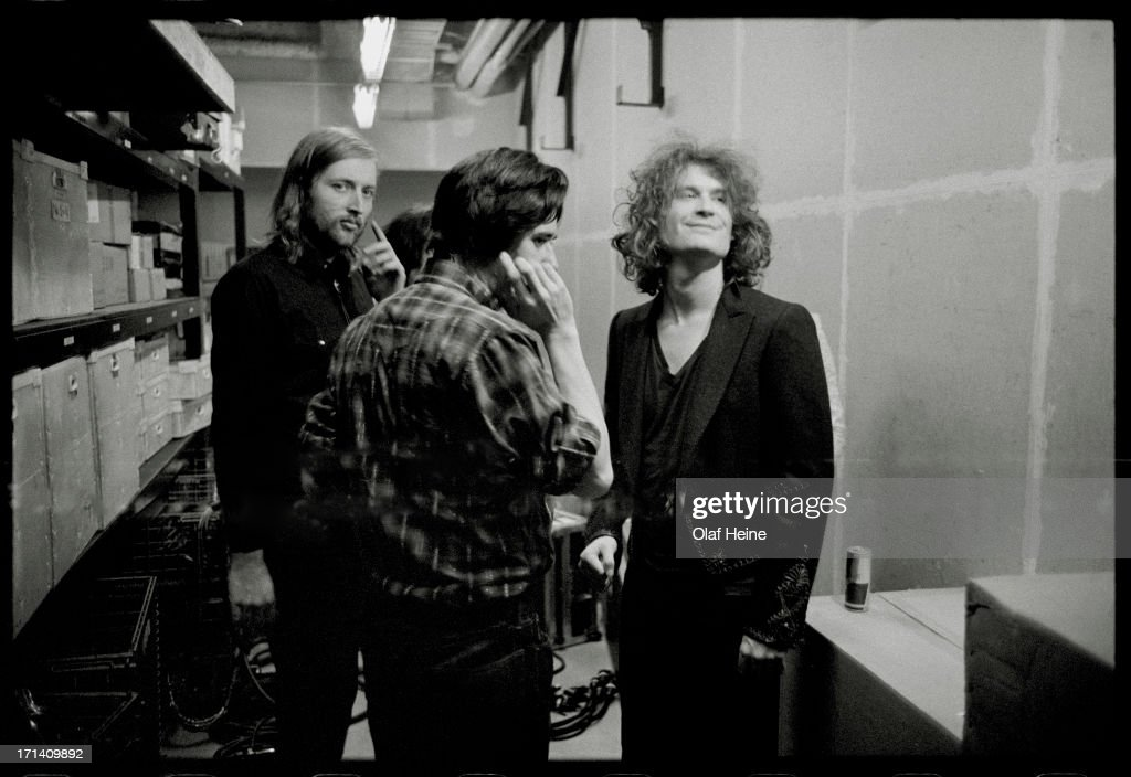 The Killers, Portrait shoot, January 20, 2007