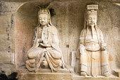 Rock Carvings, Beishan, Dazu, Chongqing, China