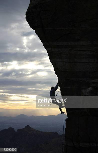 Felsklettern in Tucson
