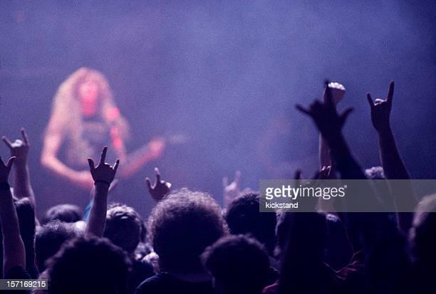 Rock concert Público
