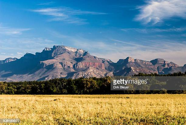 Rock formations, Blyde River Canyon, Panorama Route, Mpumalanga Province, South Africa