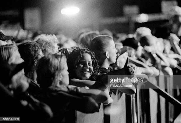 Rock gig crowds Australia 2000s