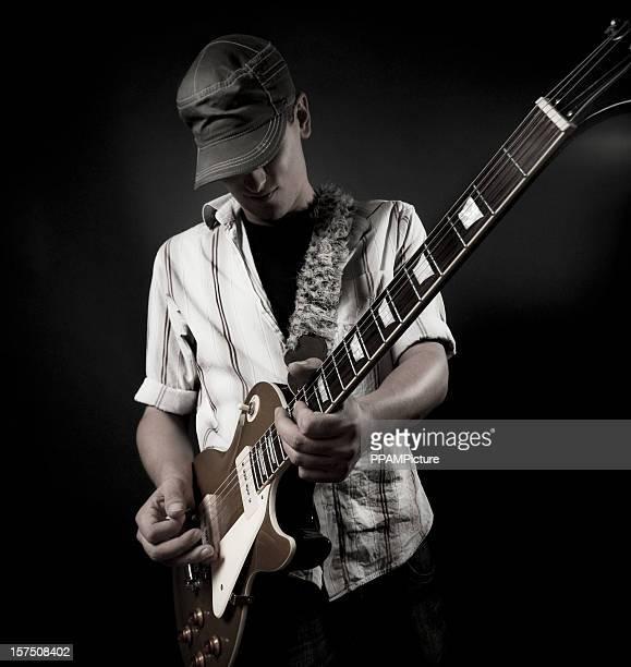 Rock, Guitariste