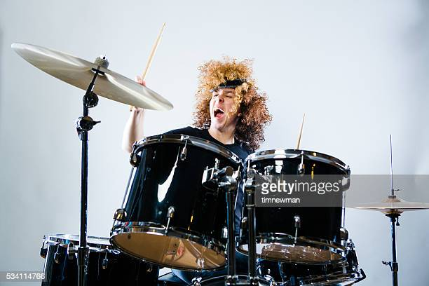 Batteur de Rock ' n Roll