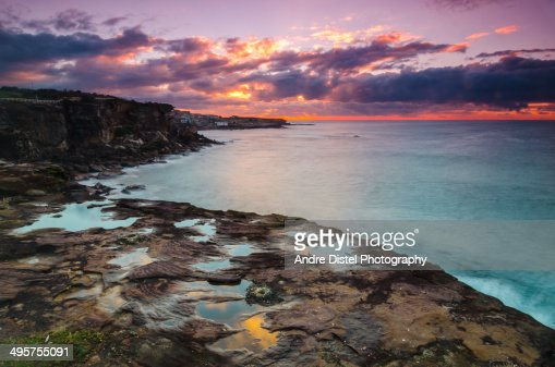 Rock of Ages, Coogee Beach