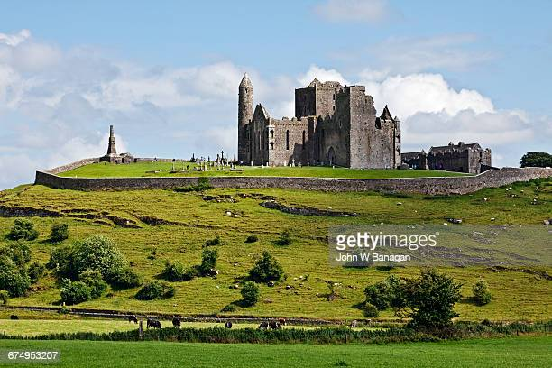 Rock Of Cashel.   Cashel, Tipperary