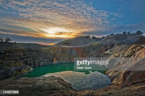 Rock quarrying