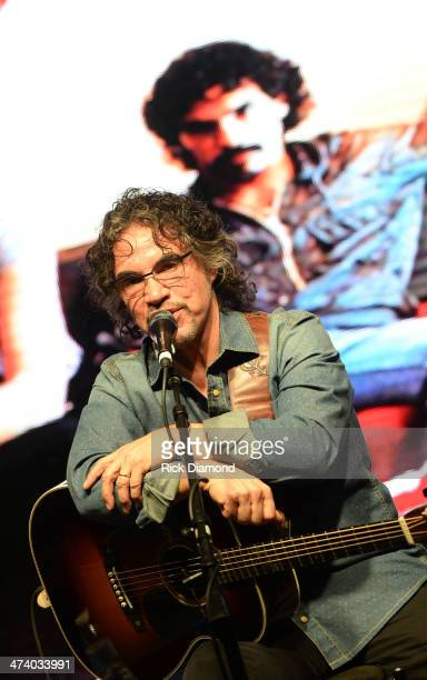 Rock Roll Hall of Fame member John Oates attends BMI Legends Featuring John Oates during CRS 2014 at Nashville Convention Center on February 21 2014...