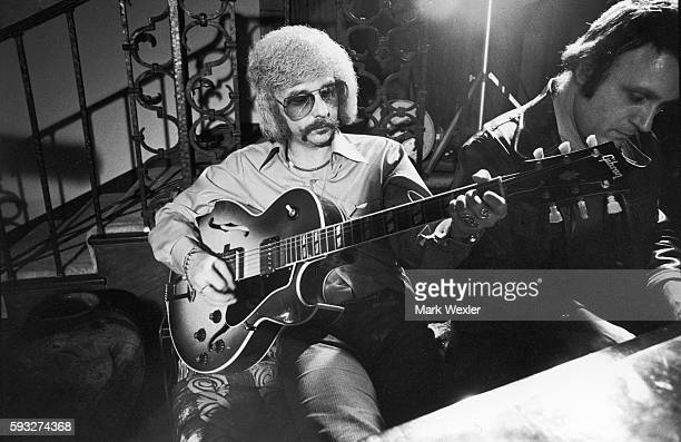 Rock Roll songwriter and record producer Phil Spector plays the guitar On February 3 Phil Spector age 62 known for his creation of the 'Wall of...