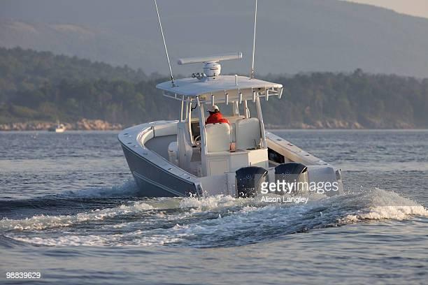 Rock Salt 34 Aluminum Alloy Boat, Penobscot Bay ME