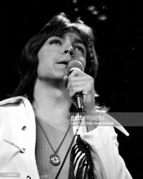 David Cassidy In Concert Pictures Getty Images