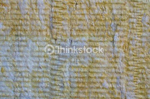 Rock lana materiale di isolamento termico di tessuto foto for Tessuto isolante termico