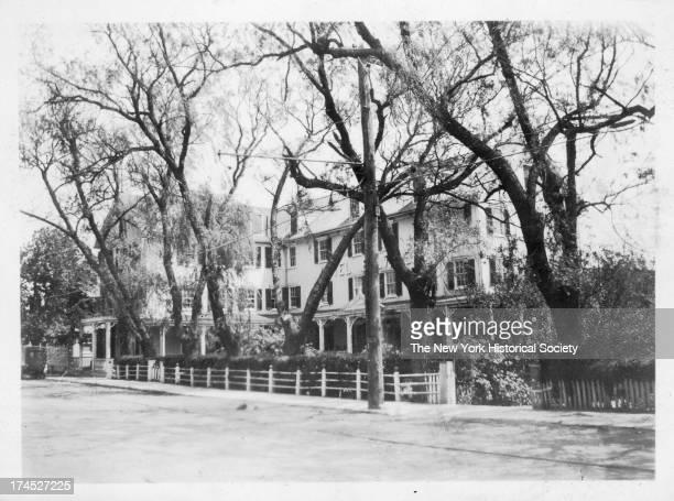 Hotel Belvedere northeast corner of Beach 19th Street and Brookhaven Avenue Far Rockaway New York New York 1923