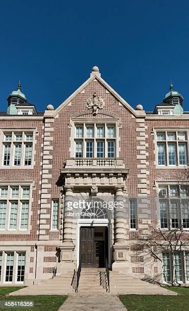 Rockefeller Hall at Vassar College