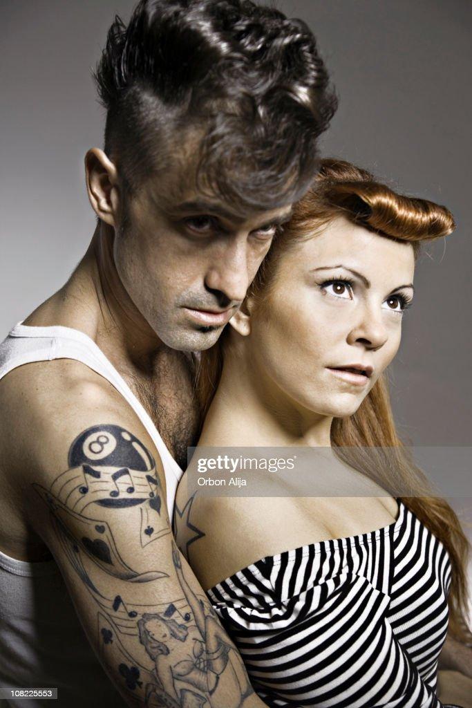 Rocker couple