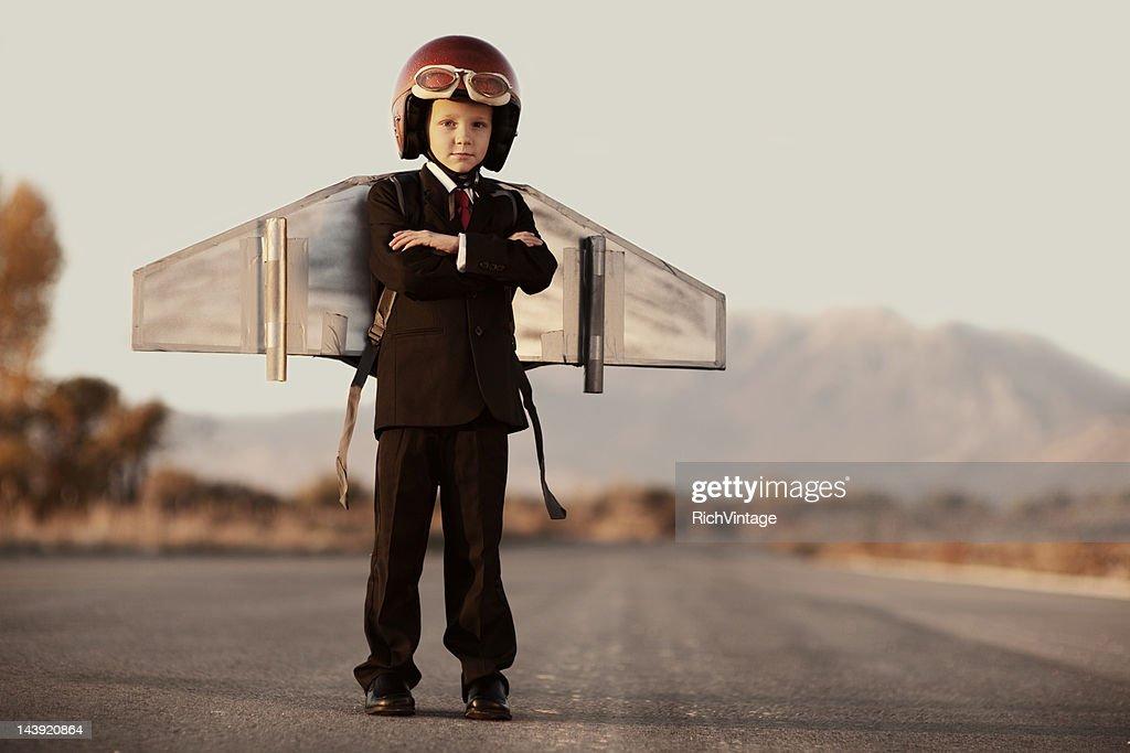 Rocket Biz : Stock Photo
