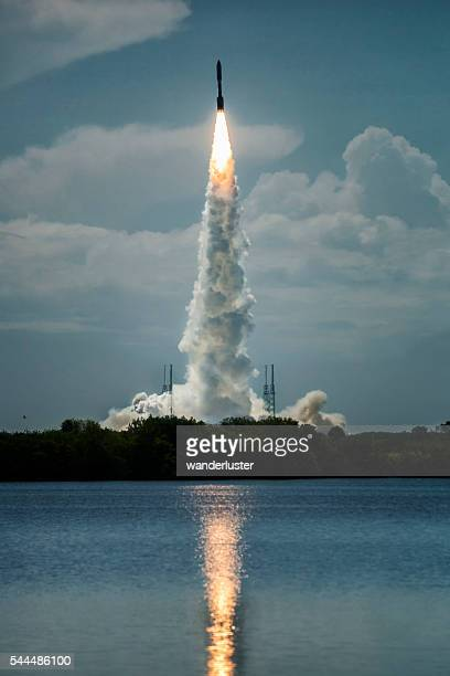 Rocket launch from Cape Canaveral
