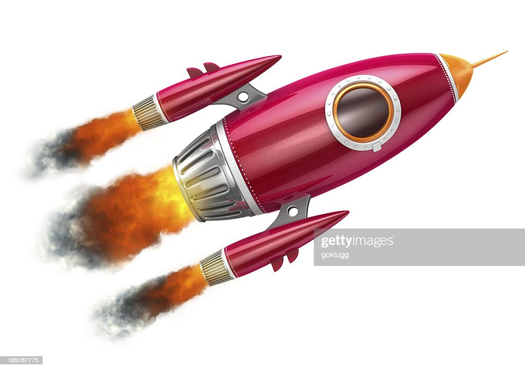 Rocket : Stock Photo
