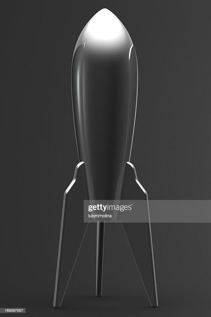 Rocket Toy : Stock Photo