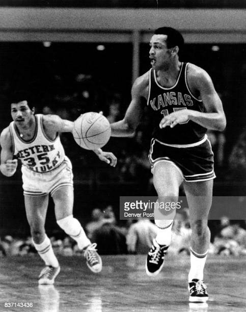 Rockets Pick Bud Stallworth Kansas scoring ace picked by Denver in first round of ABA draft Credit The Denver Post