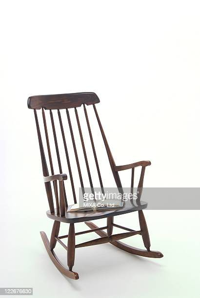 Rocking Chair and Book