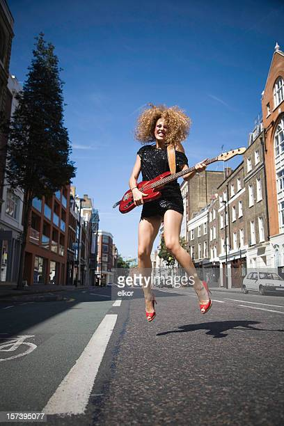 Rocking girl