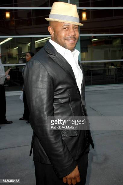 Rockmond Dunbar attend Screening Of FX's 'Terriers' at ArcLight Cinemas on September 7th 2010 in Hollywood California