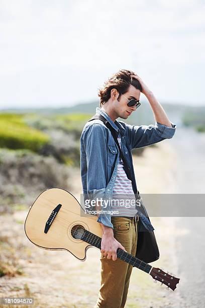 Rock-n-roll on the roadside