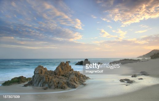 Rocky Beach in Los Cabos Mexico
