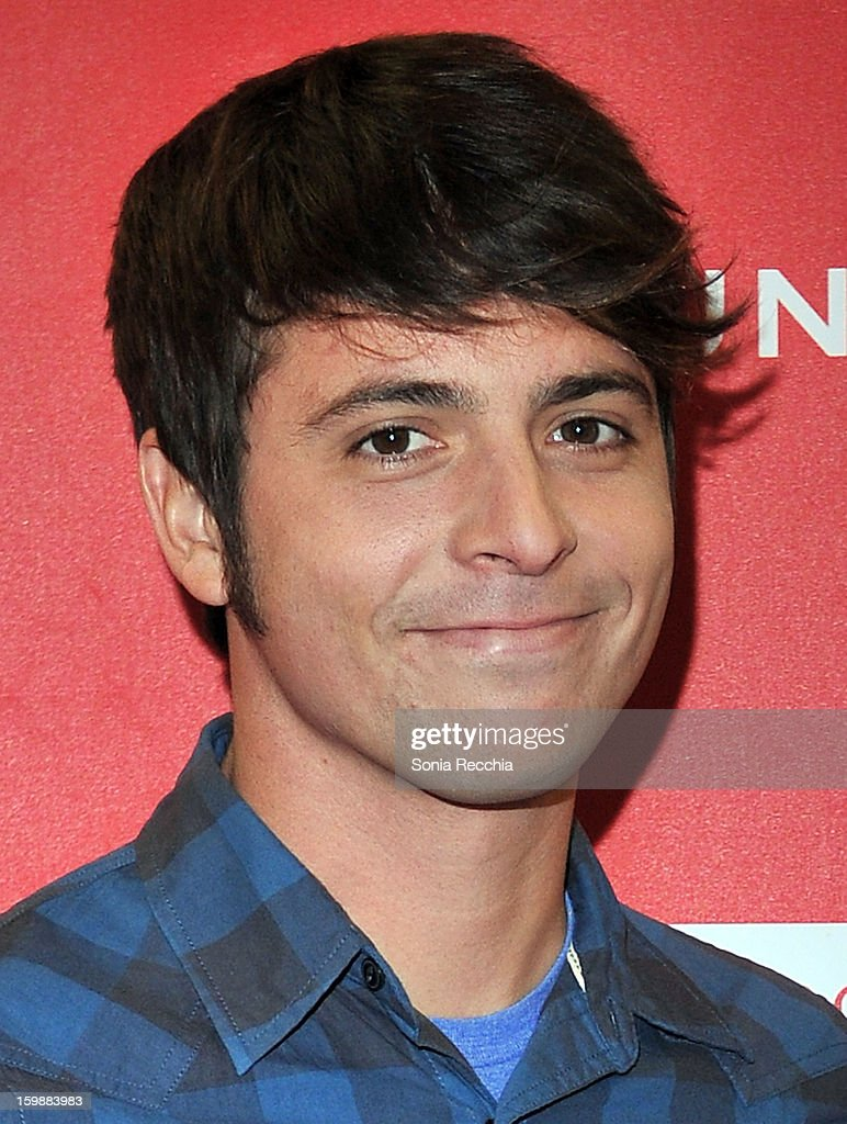 Rocky Braat attends the 'Blood Brother' premiere at Yarrow Hotel Theater during the 2013 Sundance Film Festival on January 22, 2013 in Park City, Utah.