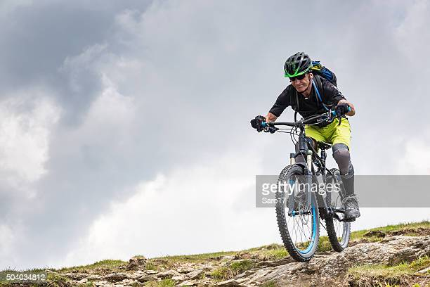 Rocky Carinthian Mountainbiking, Austria