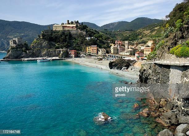 Monterosso Al Mare, cinco tierras, Italia