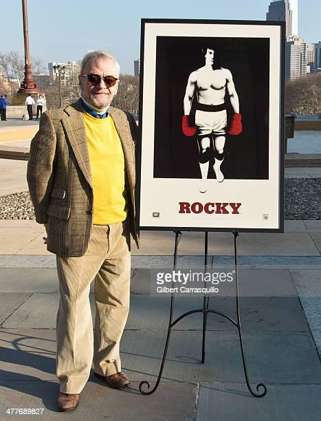 'Rocky' Director John G Avildsen Receives City Of Philadelphia Special Citation in celebration of the 90th Anniversary of MetroGoldwynMayer Studios...